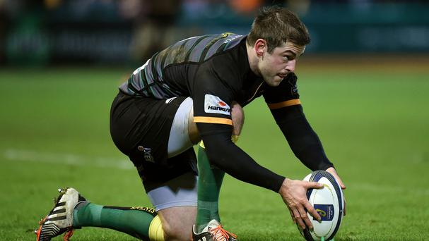 Northampton's Stephen Myler booted them to victory