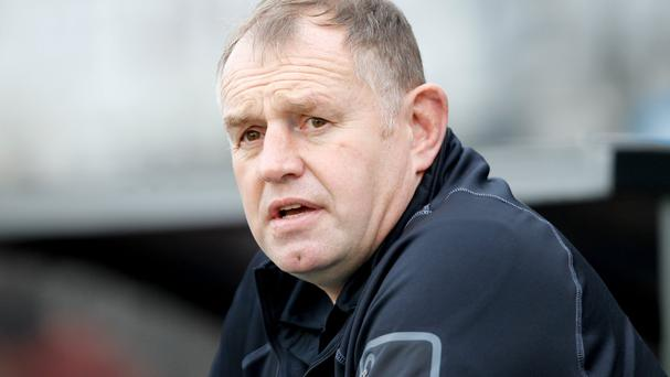 Dean Richards was not happy to see Newcastle relinquish a 17-point lead