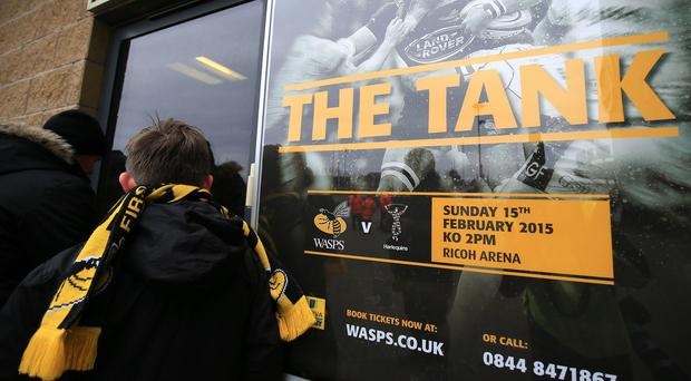 Wasps' move to the Ricoh Arena has already brought significant financial benefits to the club.