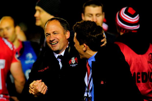 Gloucester Director of Rugby David Humphreys