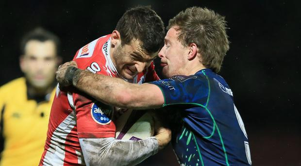 Jonny May, left, has been backed to regain his England place by Gloucester team-mate Billy Twelvetrees