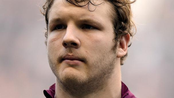 England second-row Joe Launchbury is set to end his six-month absence from rugby this weekend