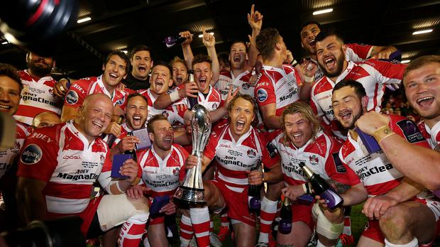 Gloucester claimed a Challenge Cup victory over Edinburgh last weekend