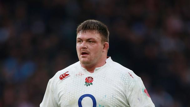 England prop David Wilson is set to return to action after being out for three months with a neck injury