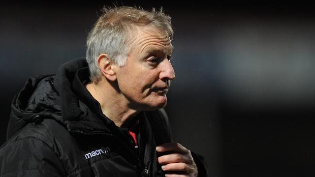 Alan Solomons' Edinburgh play Newport Gwent Dragons on Friday