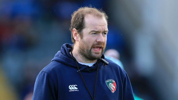 Geordan Murphy has extended his stay on the Leicester Tigers coaching staff