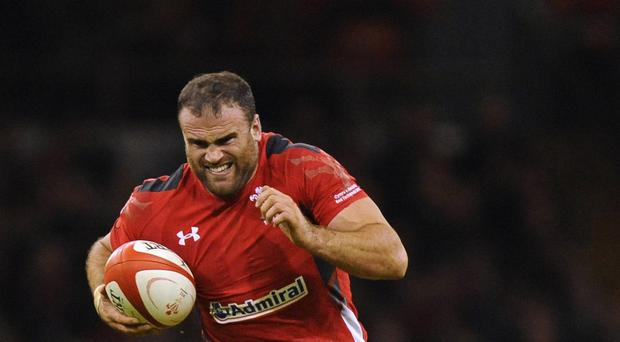 Jamie Roberts will stay be available to play for Wales should he join Harlequins