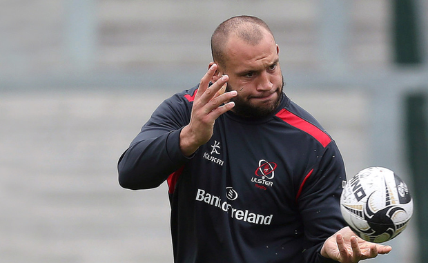 Hoping to impress: Ulster's Dan Tuohy
