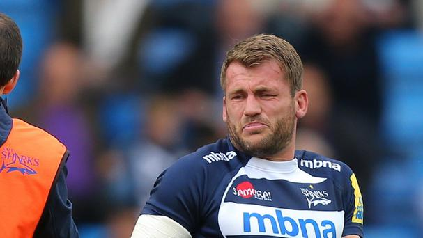 Mark Cueto says retiring at the end of the season is '100 per cent' the correct decision for him