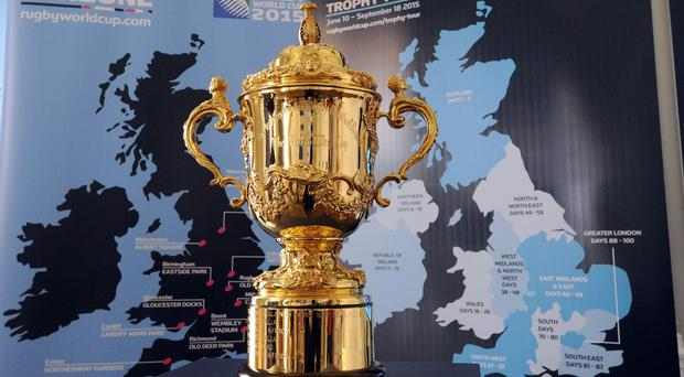This year's Rugby World Cup kicks off on September 18