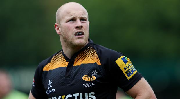 Joe Simpson has been ruled out for six to eight weeks with a knee injury