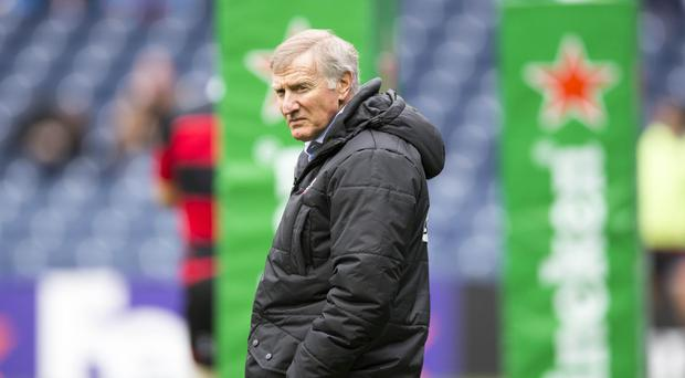 Edinburgh head coach Alan Solomons has signed a one-year extension to his contract