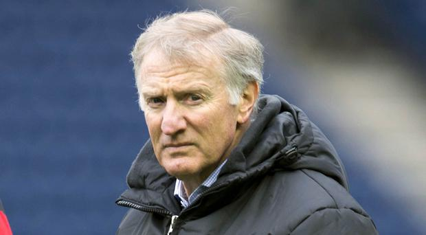 Edinburgh head coach Alan Solomons is not giving up on his side's European Champions Cup ambitions