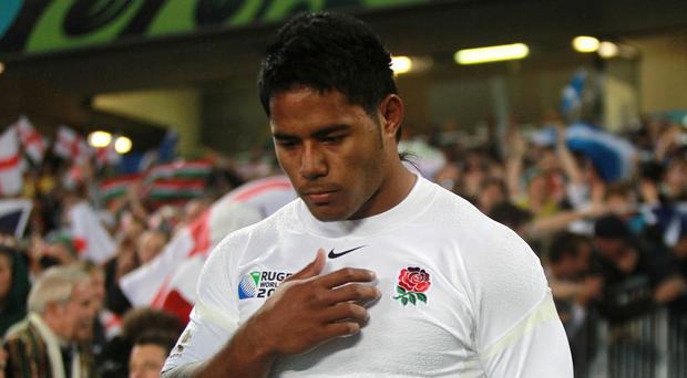 Manu Tuilagi will not play for England at the Rugby World Cup