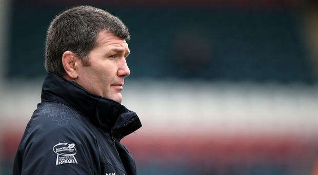 Rob Baxter is proud of his side