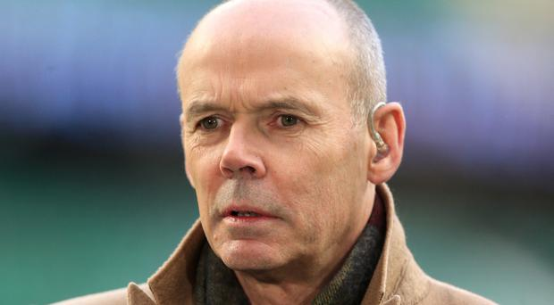 Sir Clive Woodward, pictured, is rumoured to be on an eight-man shortlist to replace Philippe Saint-Andre as head coach of France
