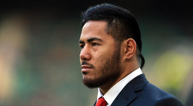 Ben Cohen thinks Manu Tuilagi, pictured, should not play for England again