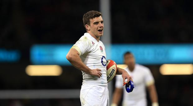 George Ford has been rewarded for his achievements for both club and country