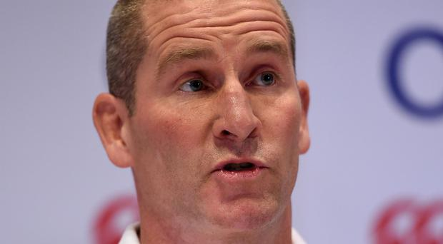 Stuart Lancaster explained his decision to overlook overseas stars
