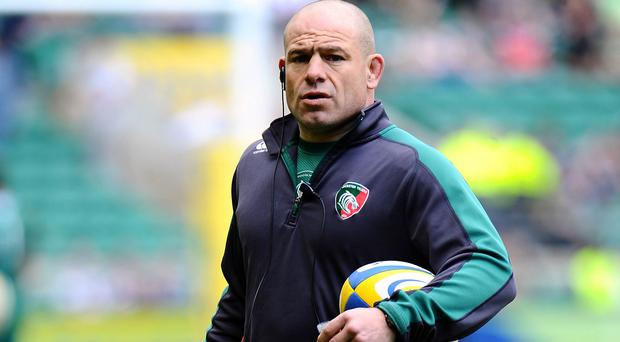 Leicester rugby director Richard Cockerill has seen his team reach the Aviva Premiership play-offs for an 11th successive season