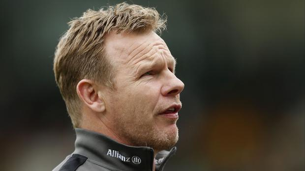 Mark McCall revealed many Saracens players had been laid low by a sickness bug this week