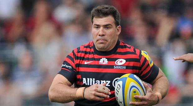 Schalk Brits is on the mend after missing the win over Northampton