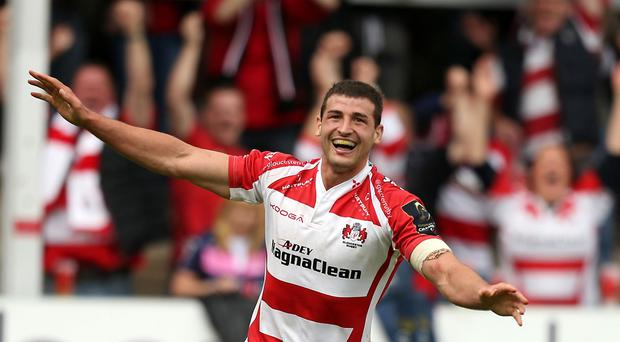 Jonny May earned high praise for his try-scoring exploits against Connacht