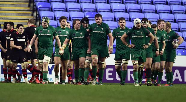 London Irish could take a Premiership fixture overseas to New York