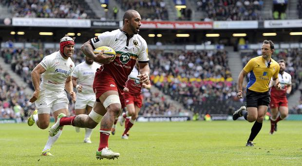 Samu Manoa has been called up to the Barbarians squad to face England at Twickenham on Sunday
