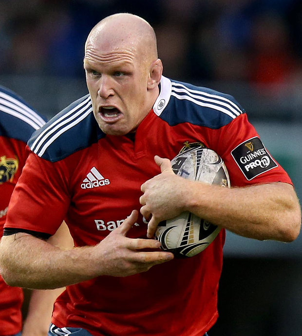 Paul O'Connell is determined to go out on a high in the PRO12 final against Glasgow