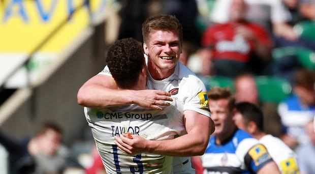 Mike Ford believes that Owen Farrell should have seen red