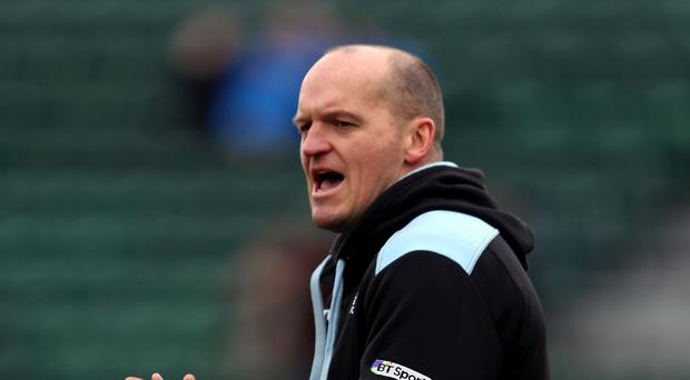 Gregor Townsend's have become the first Scottish side to win the Glasgow Guinness PRO12 title