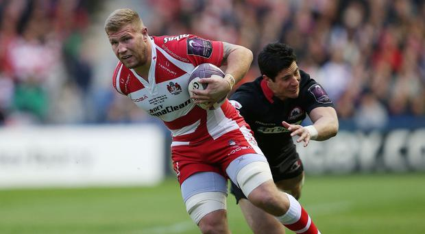 Ross Moriarty is expected to be named in Wales' World Cup training squad on Monday