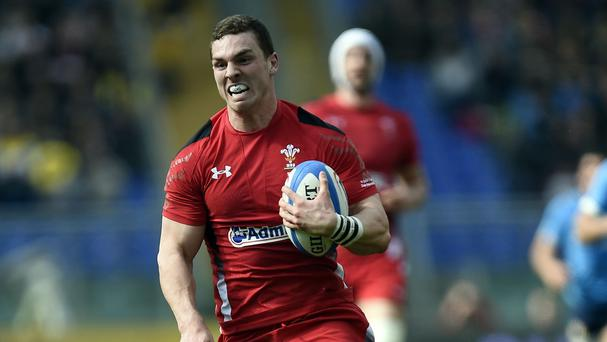 George North has declared himself 'fit and well' for World Cup action with Wales