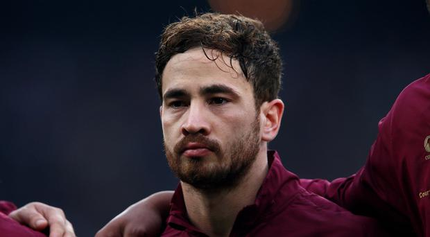 Danny Cipriani was arrested over the incident in Chelsea, west London