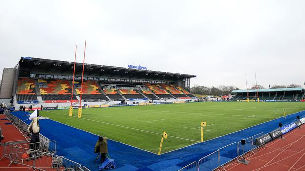Heath Harvey is the new chief executive at Allianz Park