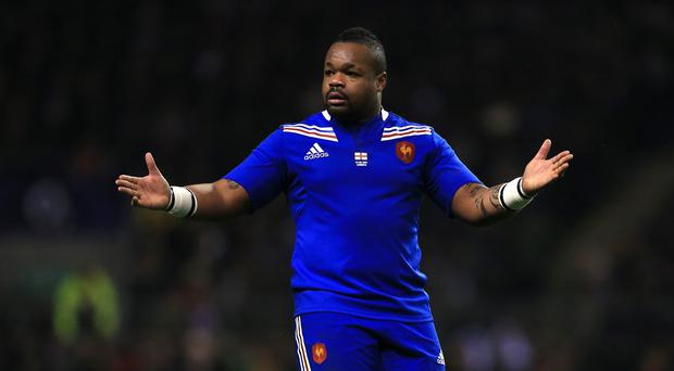 France international Mathieu Bastareaud has admitted he attempted suicide