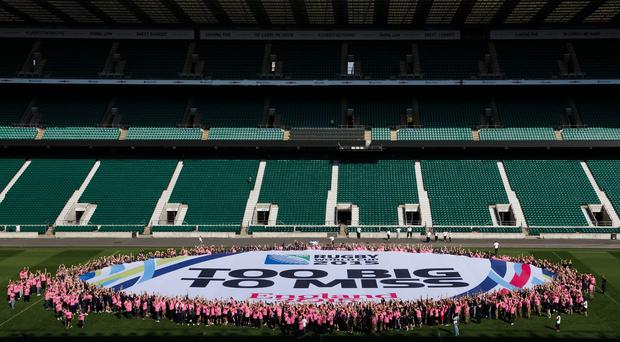 More tickets for the 2015 Rugby World Cup are to be released