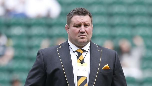 Wasps boss Dai Young, pictured, has added back-row forward Alex Rieder to his squad for next season