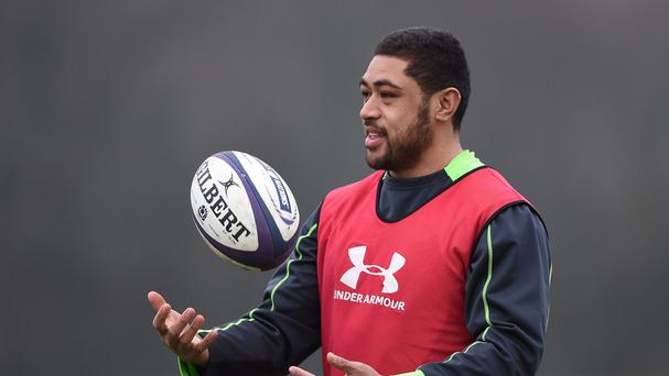 Taulupe Faletau, pictured, will not face any selection issues if he decides to leave Wales and join Bath, says national team coach Warren Gatland.