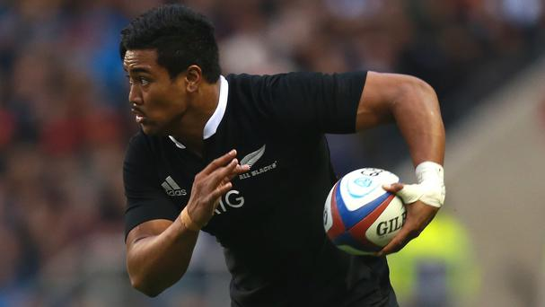 Julian Savea, pictured, TJ Perenara, Ardie Savea and Matt Proctor scored for the hosts