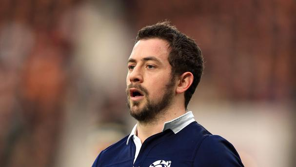 Greig Laidlaw says he is ready to continue as Scotland skipper at the World Cup