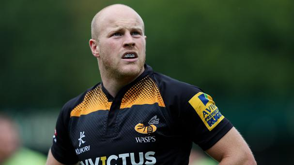 Wasps scrum-half Joe Simpson has not given up on being part of England's final 31-man World Cup squad
