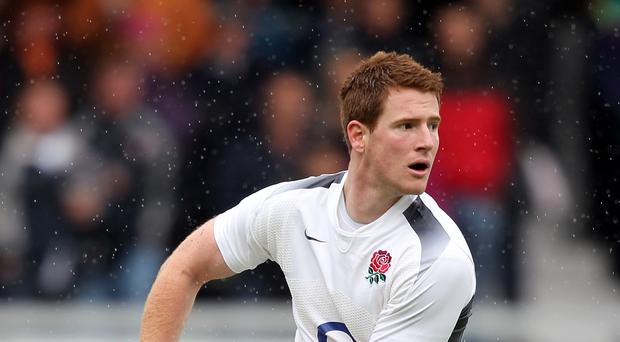 Rory Clegg has joined Glasgow on a short-term deal