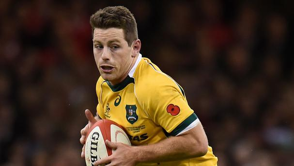Bernard Foley kicked four penalties for Australia as they saw off Argentina.