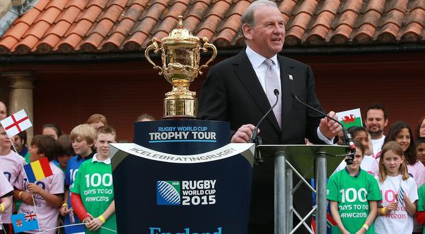 England Rugby 2015 chairman Andy Cosslett believes the World Cup will sell out