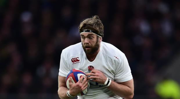 England second row Geoff Parling insists the World Cup is fast approaching