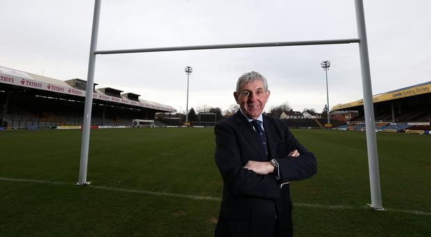 Sir Ian McGeechan is impressed with England's options at fly-half