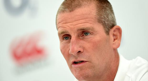 England head coach Stuart Lancaster is to remove eight players from his World Cup training squad