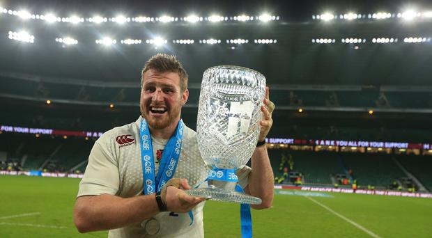 England number eight Ben Morgan ends his seven-month injury lay-off against France on Saturday